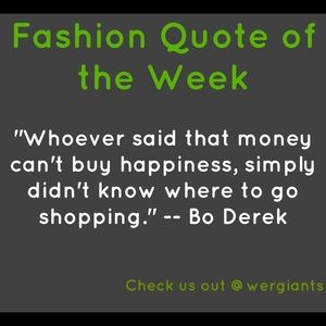 Fashion Quote of the Week #4